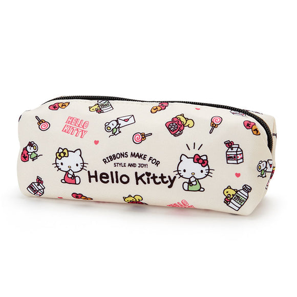 SANRIO CARTUCHERA MIMMY HELLO KITTY - CREMA