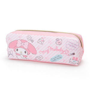 SANRIO CARTUCHERA STRIPE MY MELODY - ROSADO