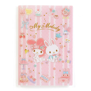 SANRIO FILE PORTA DOCUMENTOS B6 MY MELODY - ROSADO