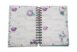 AGENDA 2021 TAMAÑO A5 KAWAII BURGER SHOP HELLO KITTY - BLANCO