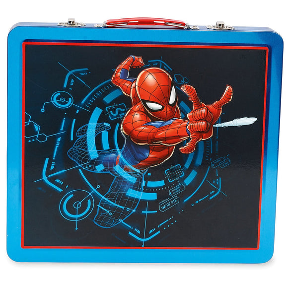 MARVEL KIT DE ARTE SPIDERMAN - AZUL