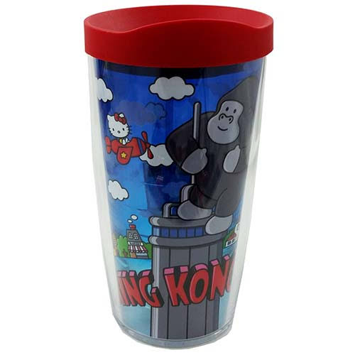 SANRIO VASO TOMATODO KING KONG HELLO KITTY - MULTICOLOR