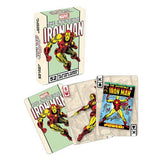 MARVEL JUEGO DE CARTAS IRON MAN - MULTICOLOR