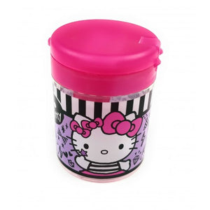 SANRIO SACAPUNTAS RISING STAR PURPLE HELLO KITTY - ROSADO