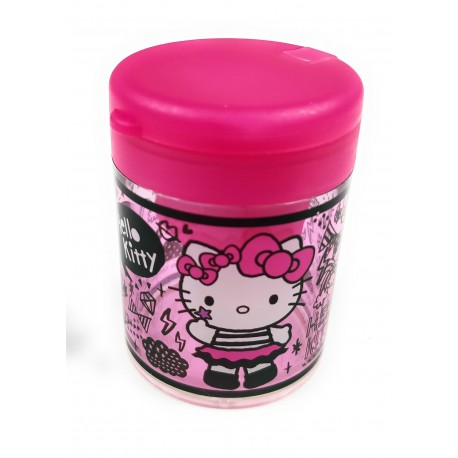 SANRIO SACAPUNTAS RISING STAR DRESS HELLO KITTY - ROSADO