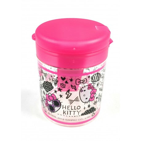 SANRIO SACAPUNTAS RISING STAR FACE HELLO KITTY - ROSADO
