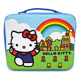 LOUNGEFLY BOLSO CROSSBODY SCENARY HELLO KITTY - MULTICOLOR