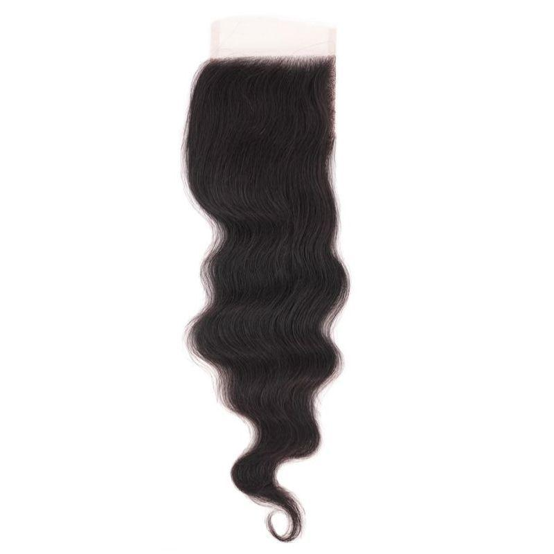 Brazilian Loose Wave HD Closure - Booji Beauty Bundles