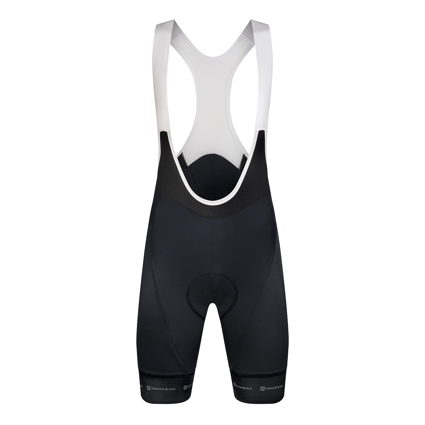 Booty Bib-Shorts Black