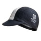 Eddy Cycling Cap Black