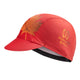 Eddy Cycling Cap Red