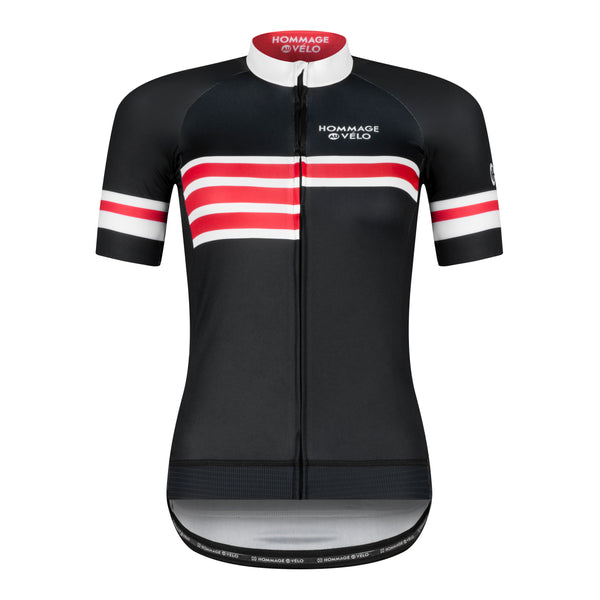 Ghisallo Jersey Black