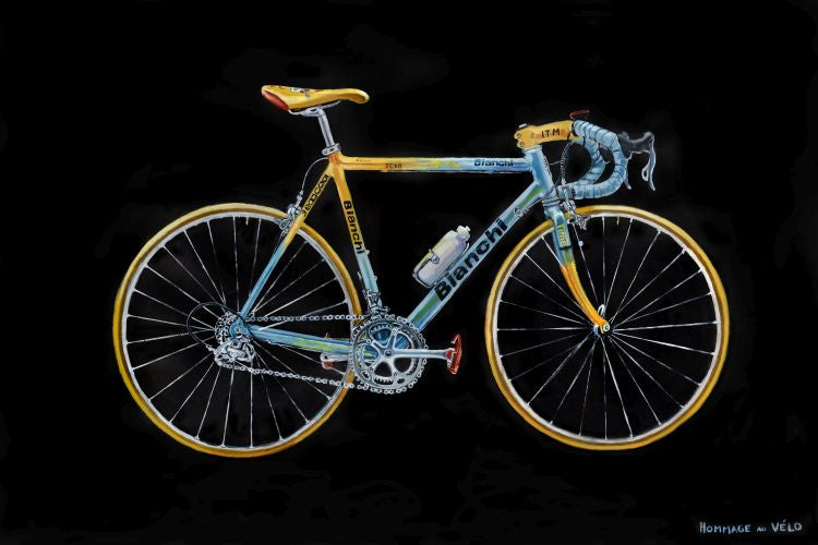 Bianchi of Marco Pantani, Tour de France 1998
