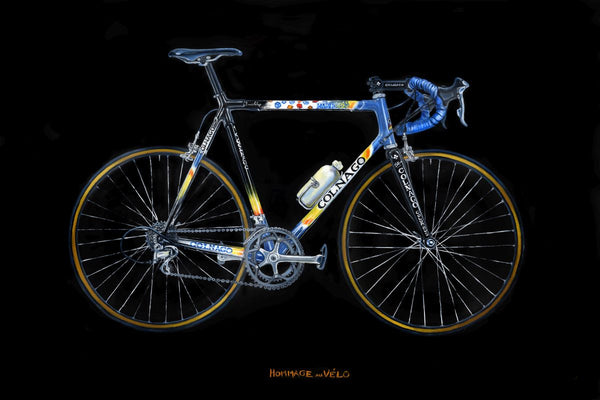 COLNAGO C40 MAPEI TEAM BIKE