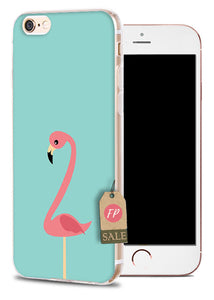 Coque smartphone CUTE - Flamingo