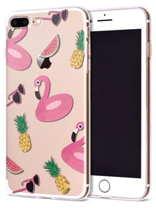 Coque smartphone FUN FRUITS - Flamingo