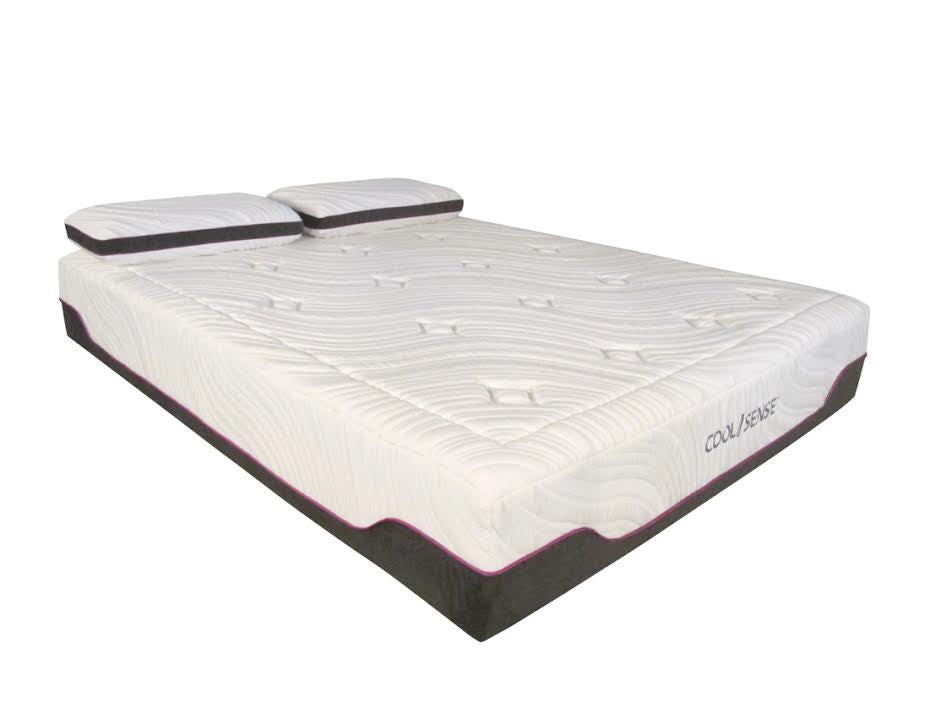 "The 12"" CoolSense Mattress"