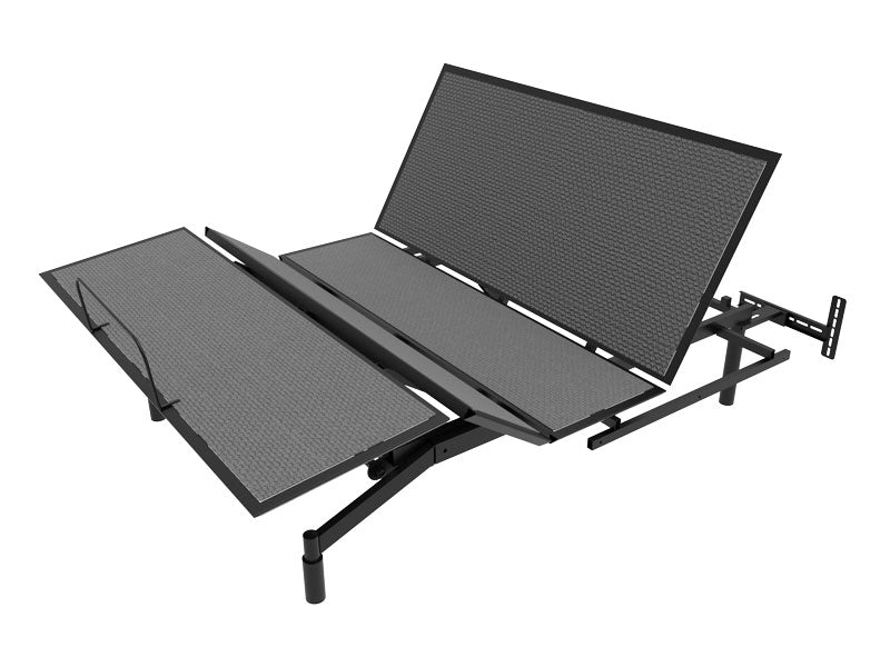 The StarLite. Adjustable Comfort System with Exclusive Triangular Tubing.