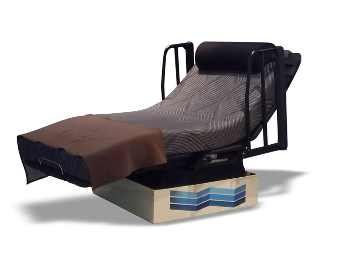 The Rocking Incline Bed with 3-D Interactive Ssytem