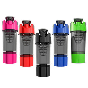 Protein Shaker Pro 40 Whey Protein Sports Nutrition Blender Mixer Fitness GYM Shaker For Protein Powder Water Bottle