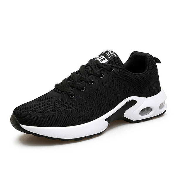 DR.EAGLE  men running shoes sports for men cushioning breathable shoes gym sport male sneakers mens krasovki