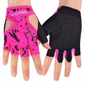 Gym Gloves Training Fitness Gloves Sports Weight Lifting Exercise Slip-Resistant Gloves For Women Yoga Gloves