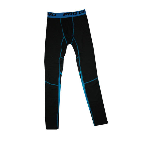 Men Running Tights Pro Compress Yoga Pants GYM Exercise Fitness Leggings Workout Basketball Exercise Men's Sports Clothing UX22