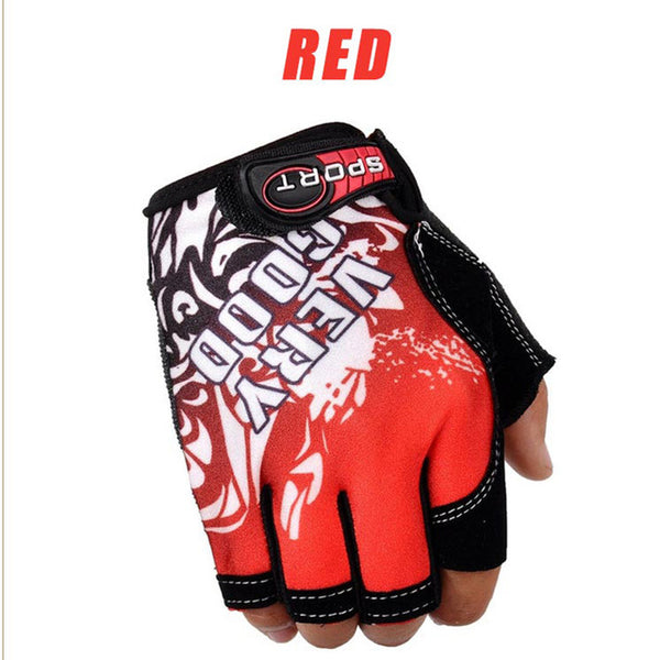 JAYSON Outdoor Sports Glove For Horizontal Bar Men Fitness Bodybuilding Anti-skid Training Barbell Gym Crossfit Weight Lifting