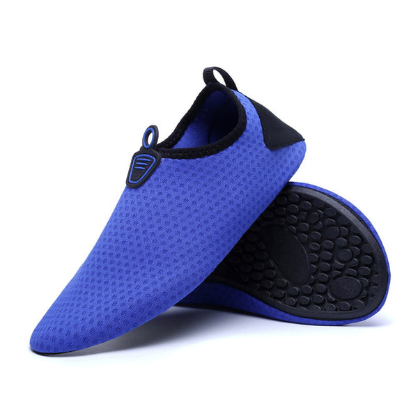 Dr.eagle MEN WOMAN aqua shoes Quick Drying Upstream barefoot gym Beach Pool Dance Swim Surf Yoga back shoes for swimming women