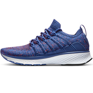 Original Xiaomi Mijia Men Smart Running Shoes 2 Outdoor Sport Mi Sneakers Breathable Air Mesh Gym Elastic Knitting Vamp Tennis