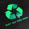 Play Old Video Games Shirt