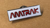 AMTRAK BEYOND Enamel Pin