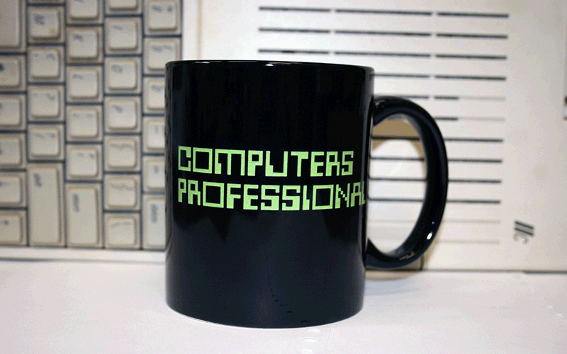 Computers Professional Coffee Mug