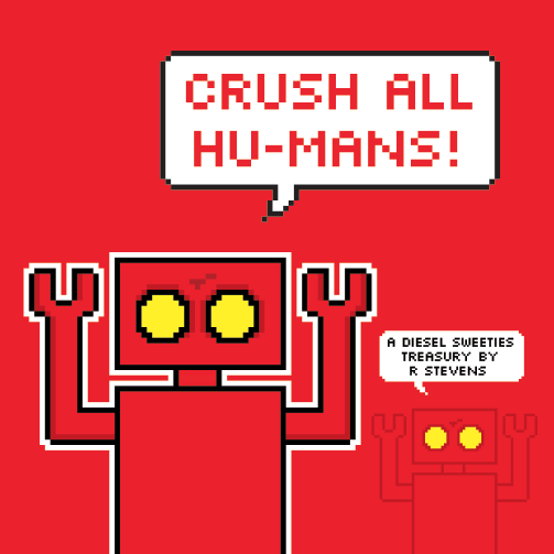 CRUSH ALL HUMANS - Free Ebook
