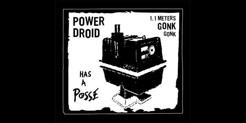 GONK GONK Power Posse Shirt