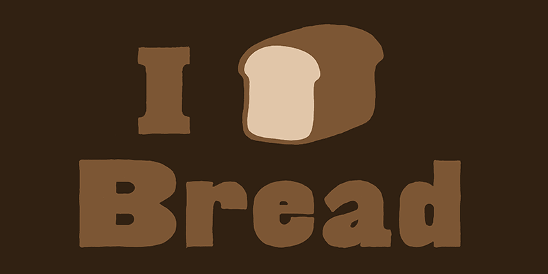 I Loaf Bread Shirt