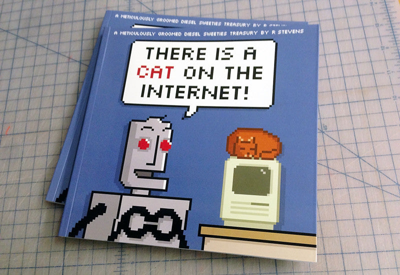 There is a Cat on the Internet! (Paperback)