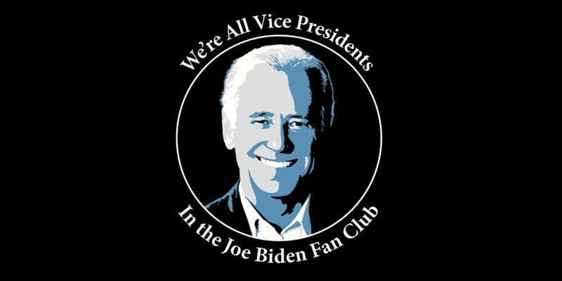 Joe Biden Fan Club Shirt