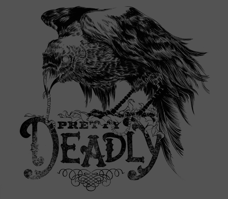 Pretty Deadly Shirt (grey)