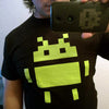 Pixel Android T-Shirt