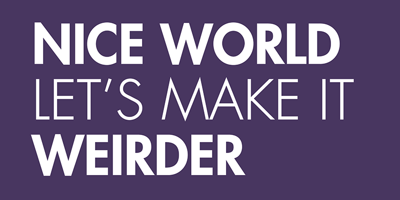 Weirder World Shirt