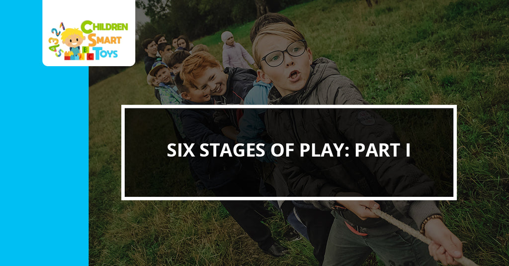 Six Stages of Play: Part I