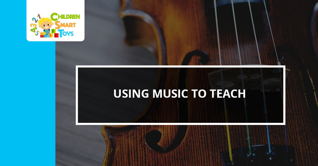 Using Music to Teach