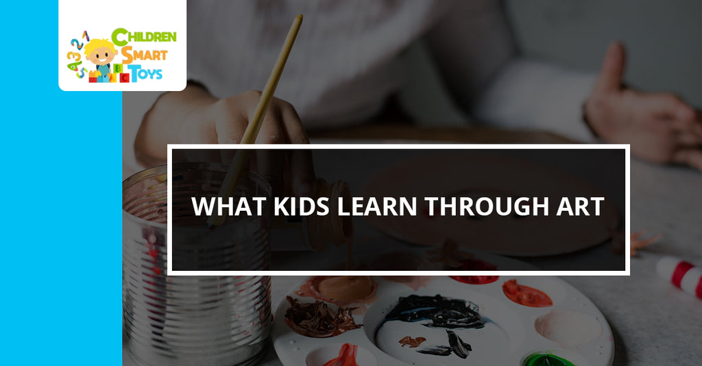 What Kids Learn Through Art