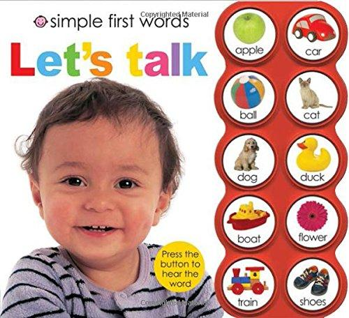 Let's Talk First Words