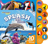Splash in the Ocean Discovery Kids