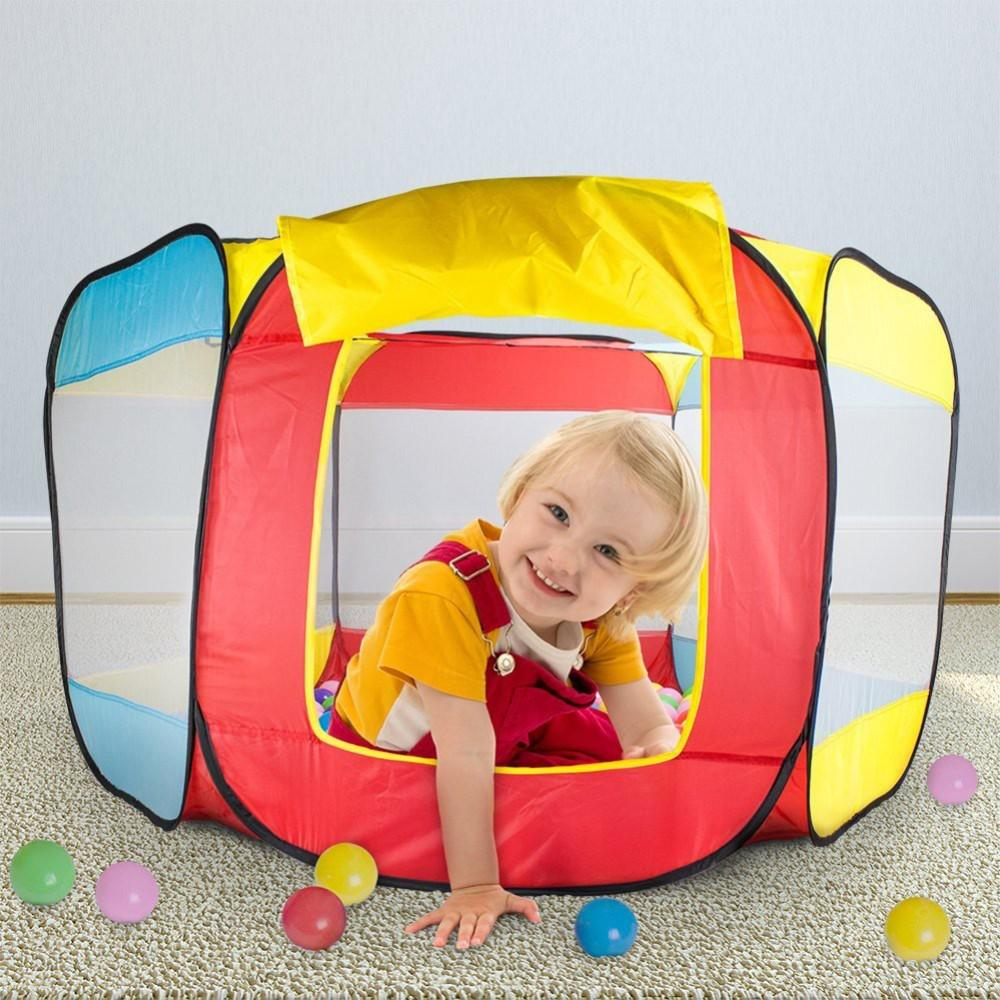 Indoor and Outdoor Ball Tent Playhouse
