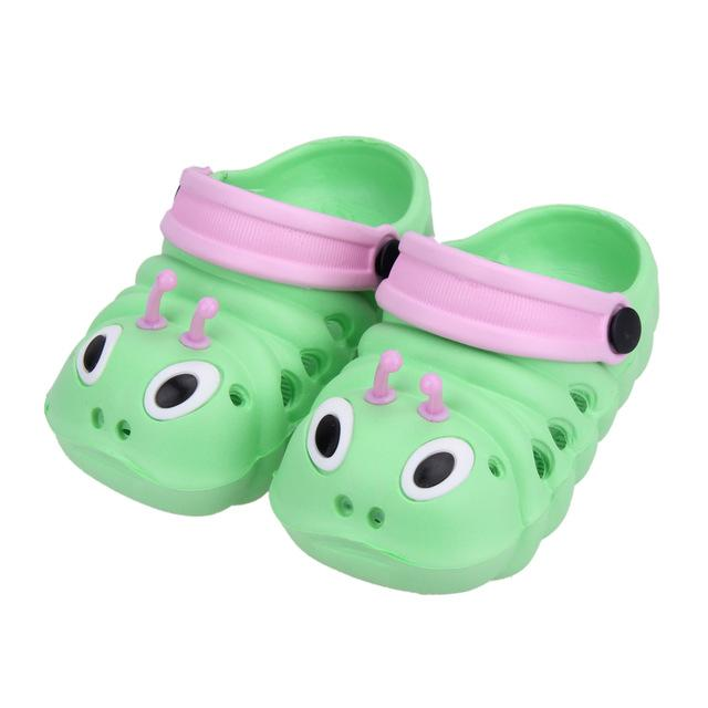 Boy Girl Breathable Caterpillar Animal Sandals Shoes  1-6 Years