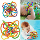 Ball Safety Baby Teether