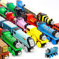 Wooden Thomas Train Toys
